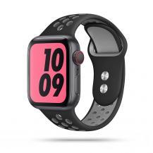 Tech-ProtectTech-Protect Softband Apple Watch 1/2/3/4/5/6 (42/44mm) - Black/Grey