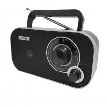 OEMAnalog FM-radio Svart