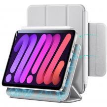 ESRESR Rebound Magnetic Fodral iPad Mini 6 2021 - Silver Grå