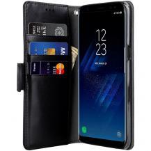 MelkcoMelkco Walletcase Samsung Galaxy S8 Plus - Black
