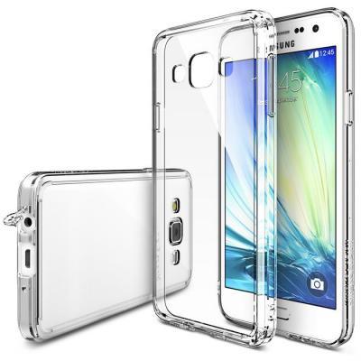 Ringke Fusion Skal till Samsung Galaxy A3 (2015) - Crystal View