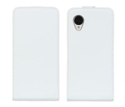 Flipfodral till LG Nexus 5 (Vit)