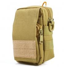OEMUniversal Versatile Outdoor Waist Bag - Khaki