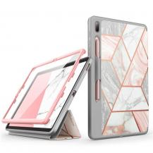SupCaseSupcase Cosmo Fodral Galaxy Tab S7 Fe 5g 12.4 - Marble