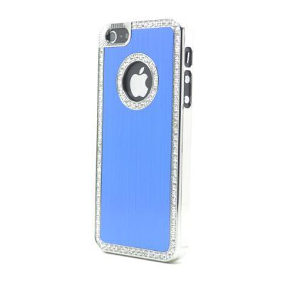 Baksidesskal till Apple iPhone 5/5S/SE - Blå