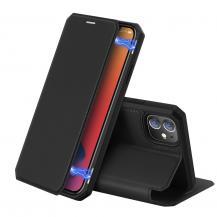 Dux DucisDux Ducis Plånboksfodral iPhone 12 | iPhone 12 Pro - Svart