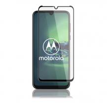 PanzerPanzer - Full-Fit Glass Motorola Moto G8 Plus - Svart