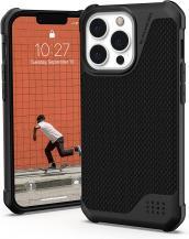UAGUAG Metropolis LT Skal iPhone 13 Pro - Kevlar Svart