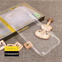 A-One BrandMofi Mobilskal till OnePlus 5 - Clear