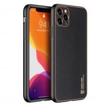 Dux DucisDUX DUCIS Electroplating Skal iPhone 12 & 12 Pro - Svart