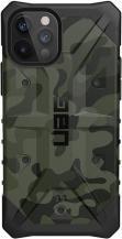UAGUAG Pathfinder Cover Skal iPhone 12 & 12 Pro - Forest Camo