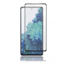 PanzerPanzer - Curved Glass Samsung Galaxy S20 FE - Svart