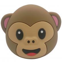 CellyCELLY PowerBank Emoji Monkey 2200 mAh