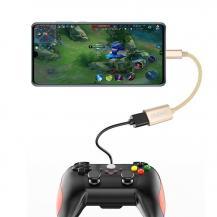 DudaoDudao USB - micro USB 2.0 OTG adapter Kabel Grå