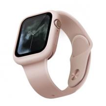 UNIQUNIQ Lino skal Apple Watch 5/4 40MM blush Rosa