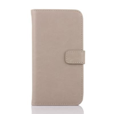 Plånboksfodral till Sony Xperia E4 - Beige