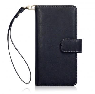 Plånboksfodral Floral Interior till HTC One M9 - Svart