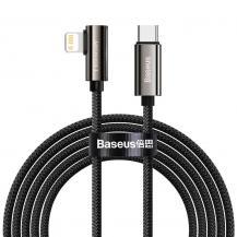 BASEUSBaseus Mobile Game Lightning Kabel USB Type-C 20W 2m - Svart