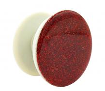 A-One BrandGlitter POP Mobilhållare - Röd