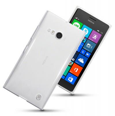 Skal till Nokia Lumia 735 - Transparent