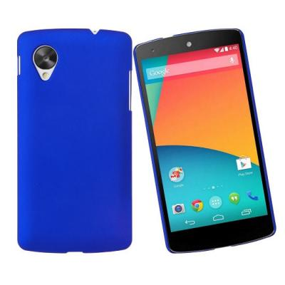 Baksidesskal till LG Nexus 5 (Blå)