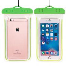 A-One BrandUniversalt vattentätt mobilfodral - Grön