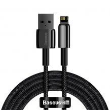 BASEUSBaseus Tungsten Lightning USB Kabel 2 m - Svart