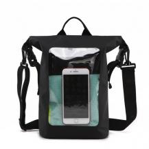 A-One BrandStänktålig beach-bag för alla typer av Smartphones/Surfplattor - Svart