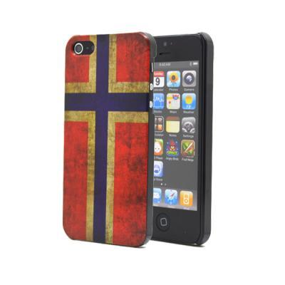 Norges flaggaBaksideskal till Apple iPhone 5/5S/SE