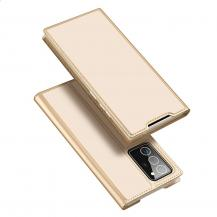 Dux DucisDux Ducis Fodral Till Note 20 Ultra - Gold