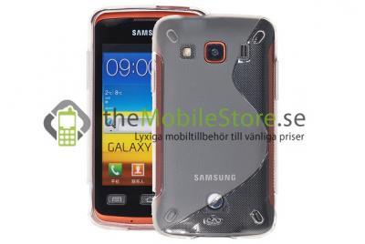 FlexiCase Skal till Samsung Xcover S5690 - (TP)