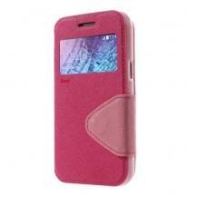 Roar KoreaRoar Korea Plånboksfodral med fönster till Samsung Galaxy J1 - Magenta