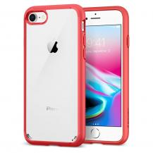 SpigenSpigen Ultra Hybrid 2 iPhone 7/8/SE 2020 Röd