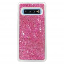 CoveredGearGlitter Skal till Samsung Galaxy S10 - Rosa