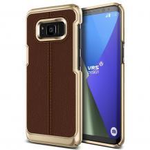 VERUSVerus Simpli Mod Skal till Samsung Galaxy S8 - Brun