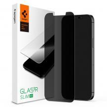 SpigenSPIGEN Privacy Härdat Glas.Tr iPhone 12 & iPhone 12 Pro