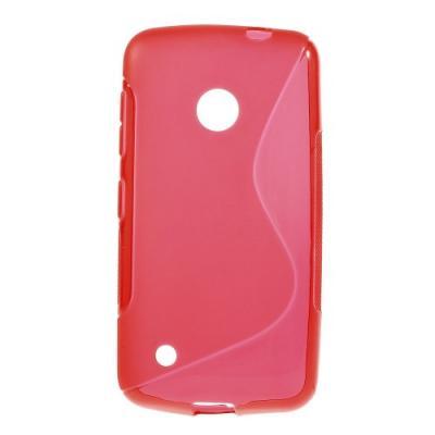 FlexiSkal till Nokia Lumia 530 (Röd)