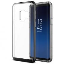 VERUSVerus Crystal Bumper Skal till Samsung Galaxy S9 - Svart