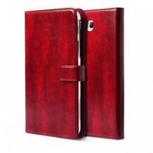 ZenusZenus Modern Classic Väska till Samsung Galaxy Tab 3 7.0 (Röd)
