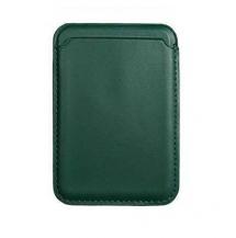 A-One BrandMagsafe Korthållare till Apple iPhone 12/12 Pro/Mini/Pro Max - Grön