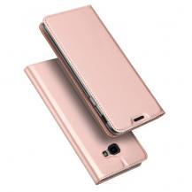Dux DucisDux Ducis Plånboksfodral till Samsung Galaxy J4 Plus - Rose Gold