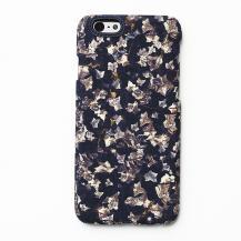 AVOCAvoc Liberty Art Fabric Baksideskal till Apple iPhone 6 / 6S - Navy