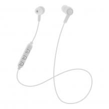 STREETZSTREETZ In-ear Bluetooth headset, mediekontroller - vit