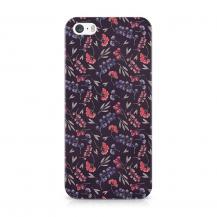 TheMobileStore Slim CasesDesigner Skal till Apple iPhone 5/5S/SE - Pat2050
