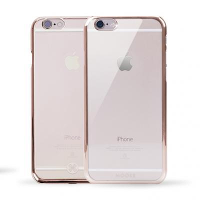 MOOKE Skal till Apple iPhone 6(S) Plus / 6S Plus - RoseGold