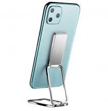 A-One BrandVikbar Magnetisk mobilhållare - Silver