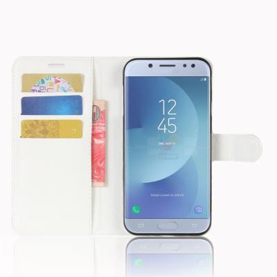 Plånboksfodral till Samsung Galaxy J3 (2017) - Vit