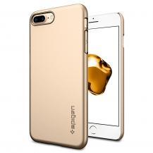 SpigenSPIGEN Thin Fit Skal till Apple iPhone 7 Plus - Gold