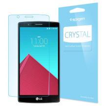 Spigen3 X Spigen Crystal Clear Skärmskydd till LG G4