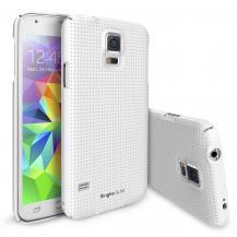 RearthRingke Dot Slim Skal till Samsung Galaxy S5 (Vit)